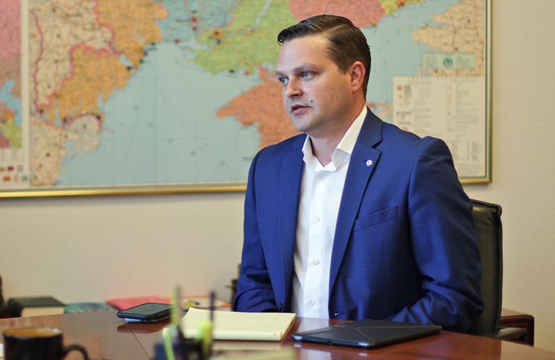 Замминистра инфраструктуры Ющенко о развитии аэропортов в 2020