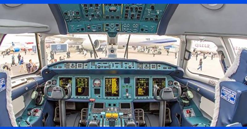 ГП Антонов приобрело бортовую аппаратуру для самолета Ан-178