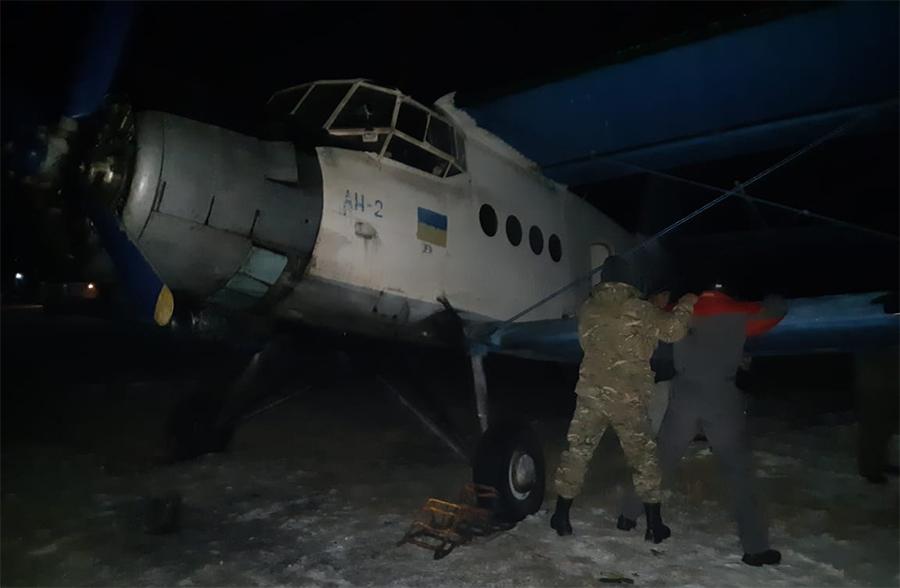 Состояние безопасности полетов в Украине в январе 2020 года