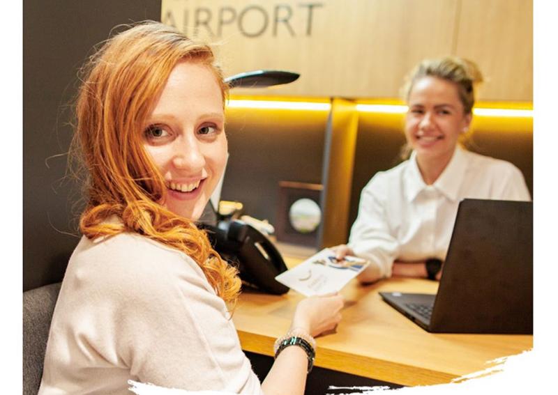 У авиакассы аэропорта Харьков новая локация и новая услуга