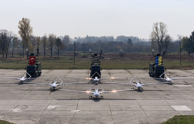 Турецкие инженеры работают над искусственным интеллектом для купленных Украиной беспилотников