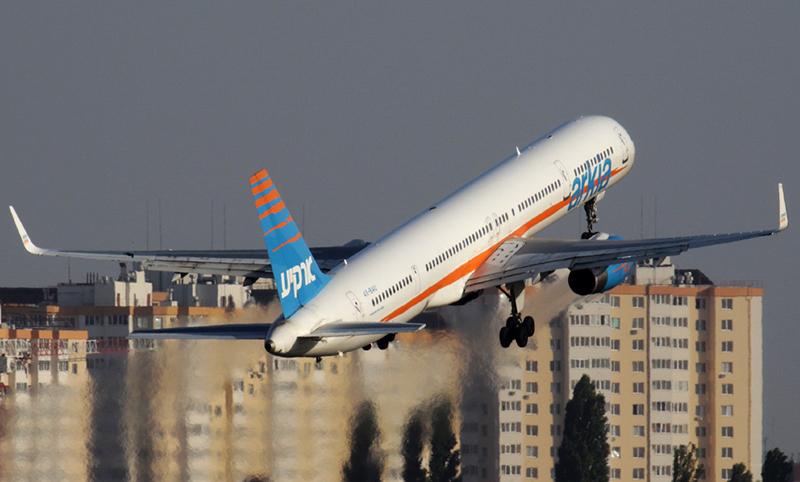 Azur Air Ukraine первой в Украине получит Boeing 757-300