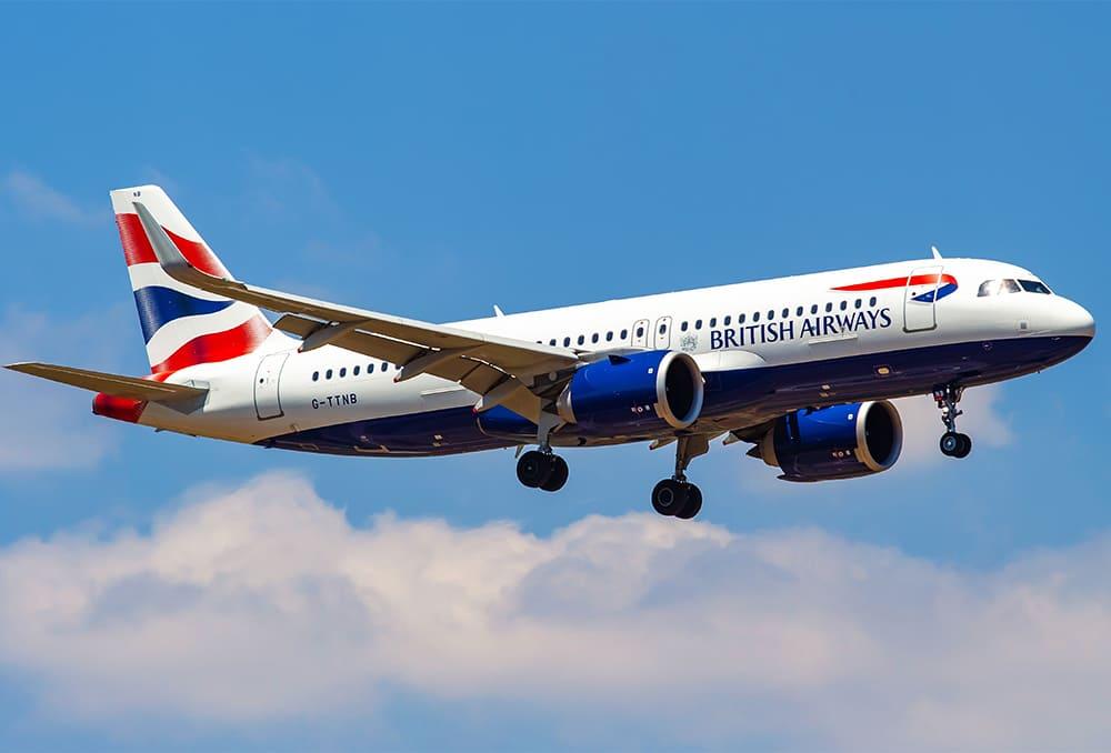 Из-за шторма пассажирский самолет побил рекорд пересечения Атлантического океана