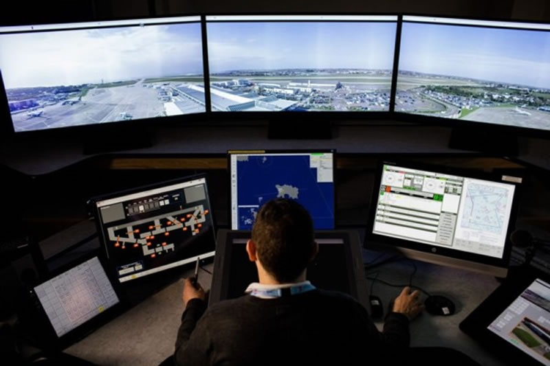 Диспетчерские башни аэропортов становятся виртуальными