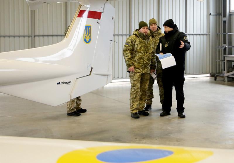 Одесские пограничники готовы к получению вертолетов Airbus