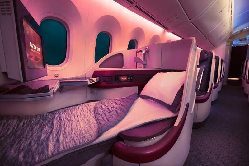 В Украину начнет летать Dreamliner