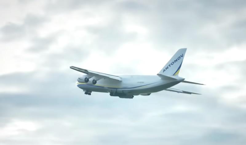 Гигант небес. Антонов Aн-124