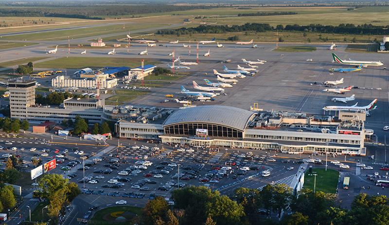 У аэропорта Борисполь забрали 1,3 млрд грн сверх меры