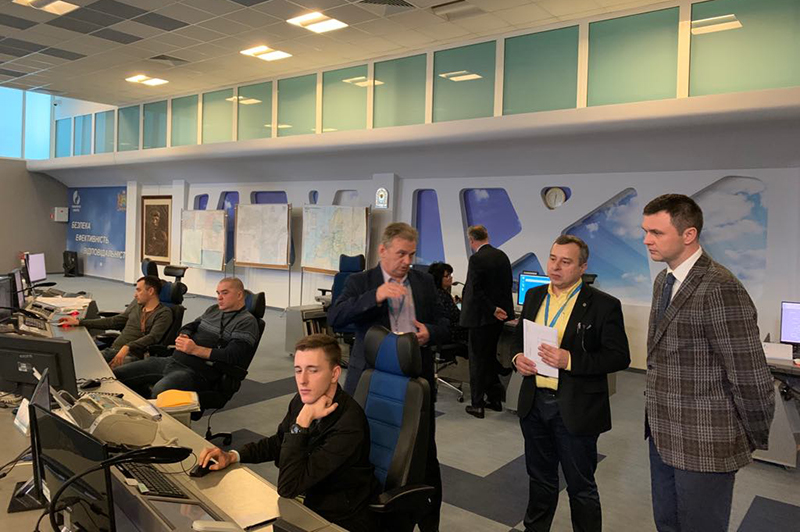 Андрей Ярмак встретился с коллективом Львовского регионального подразделения