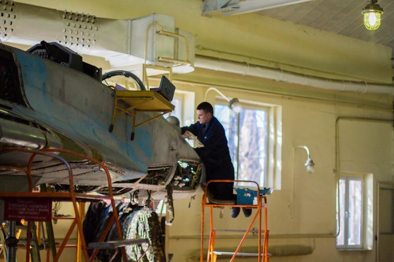 Продолжаются работы по модернизации МиГ-29