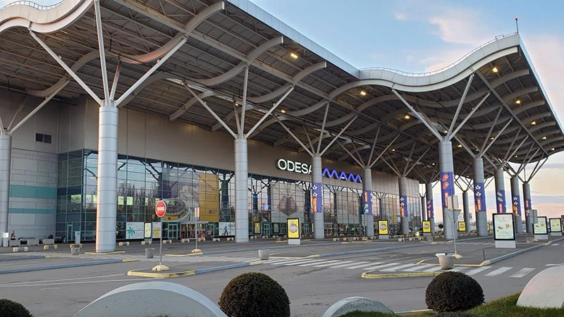 Аэропорт Одеса завершает перевод рейсов в Новый терминал