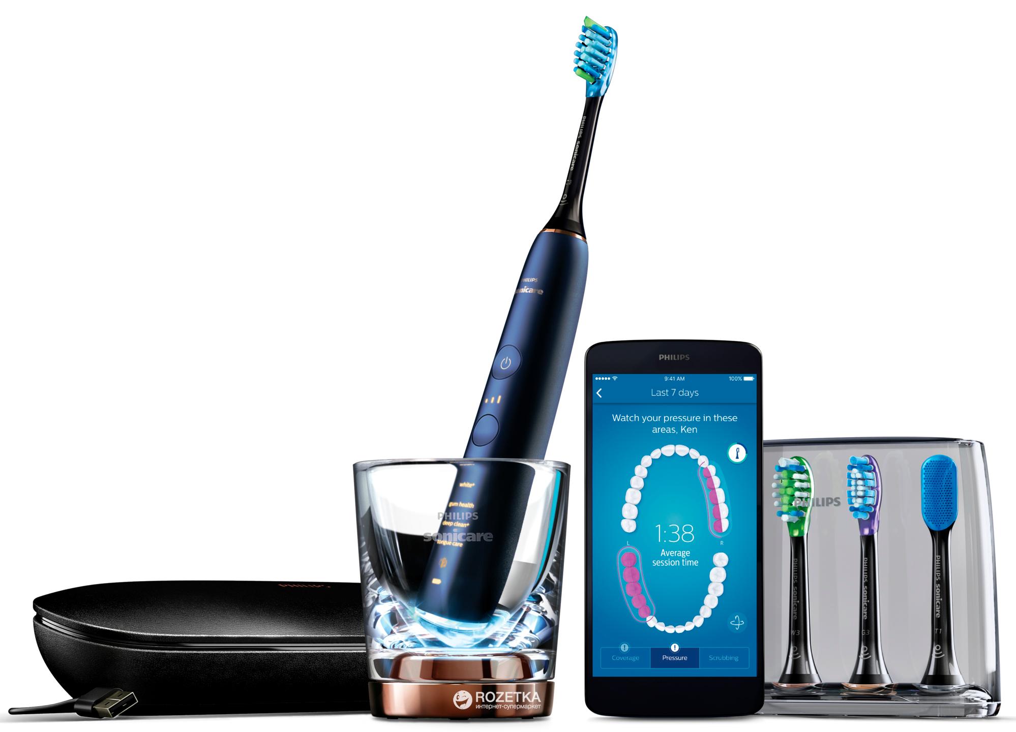 Популярные электрические зубные щетки от надежного производителя
