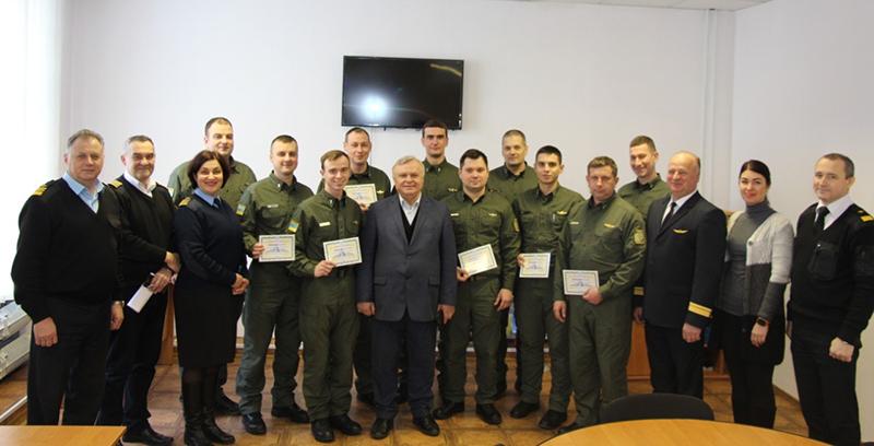 В Летной академии прошли обучение инструктора БПЛА Госпогранслужбы