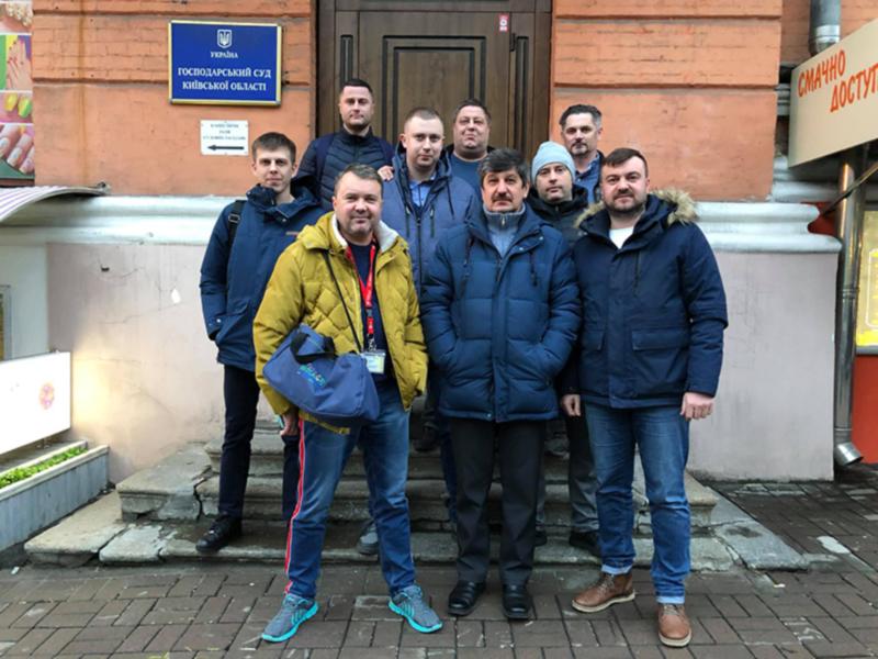 Профсоюз авиадиспетчеров протестует против МАУ
