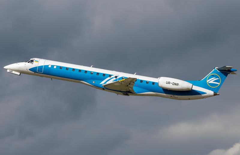 Авиакомпания Windrose открыла продажу билетов на рейсы Николаев - Киев