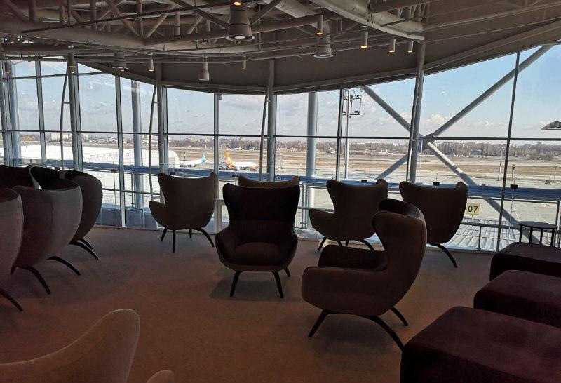 В аэропорту Борисполь откроют новый бизнес-зал