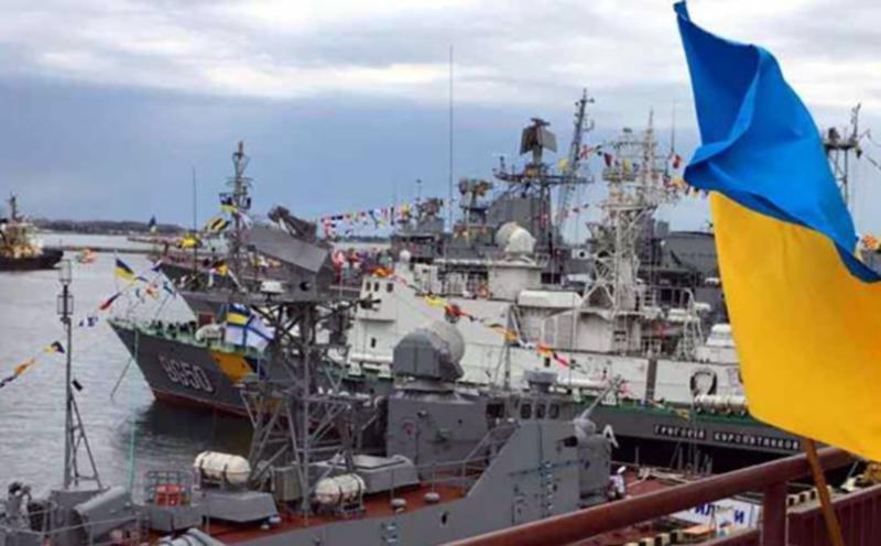 В Одессе беларус снимал базу ВМФ с дрона