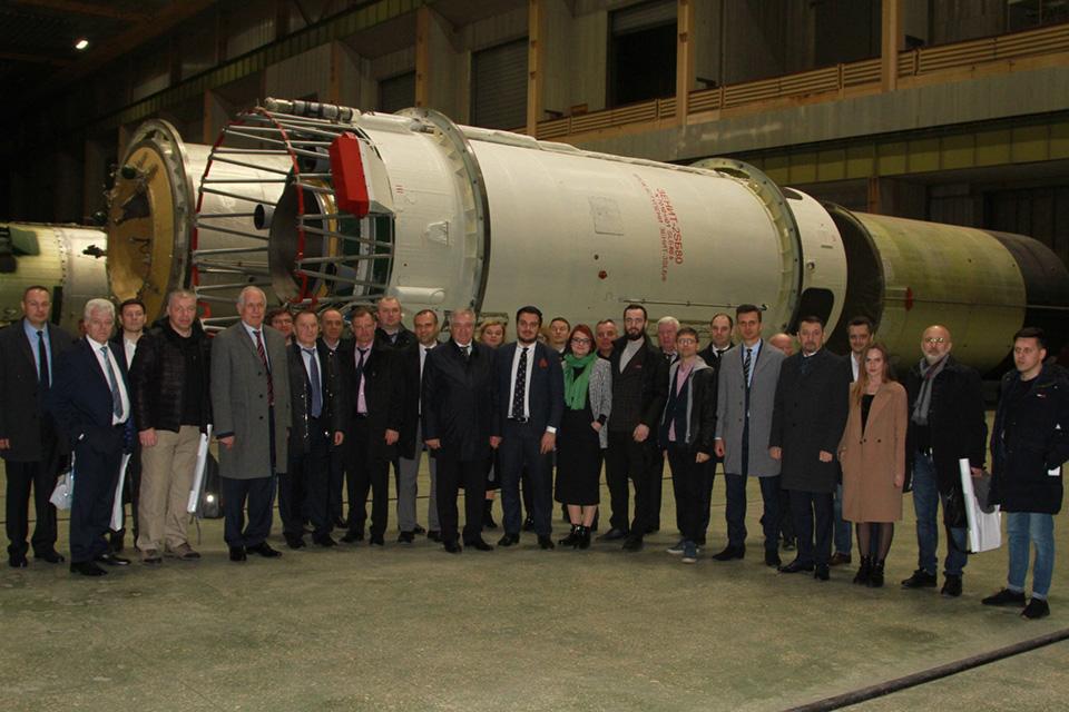 В Днепре обсуждали проблематику космической отрасли