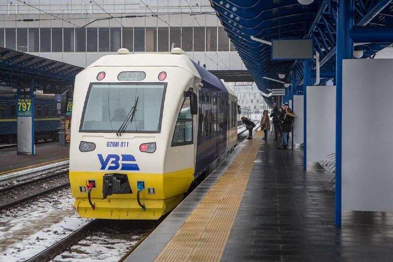 Kyiv Boryspil Express приостанавливает работу