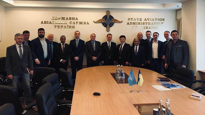 Аудиторы ICAO отметили прогресс Украины в сфере безопасности полетов