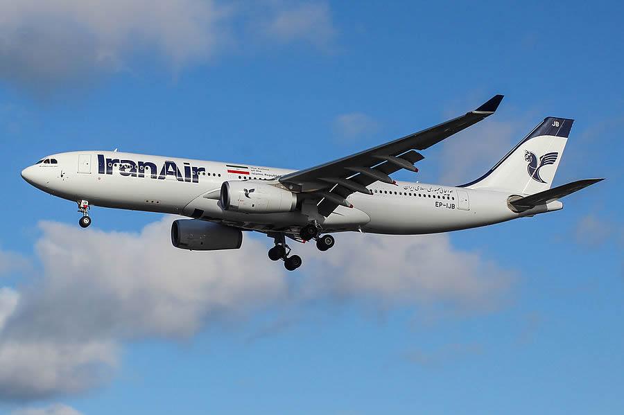 Иранская Iran Air возобновляет авиаперелеты в Европу