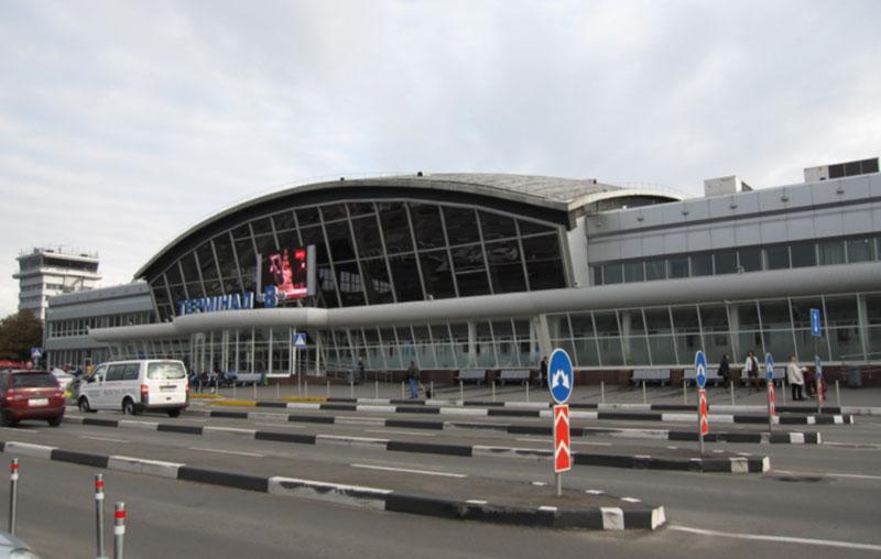 Аэропорт Борисполь расконсервирует терминал В для приема специальных рейсов