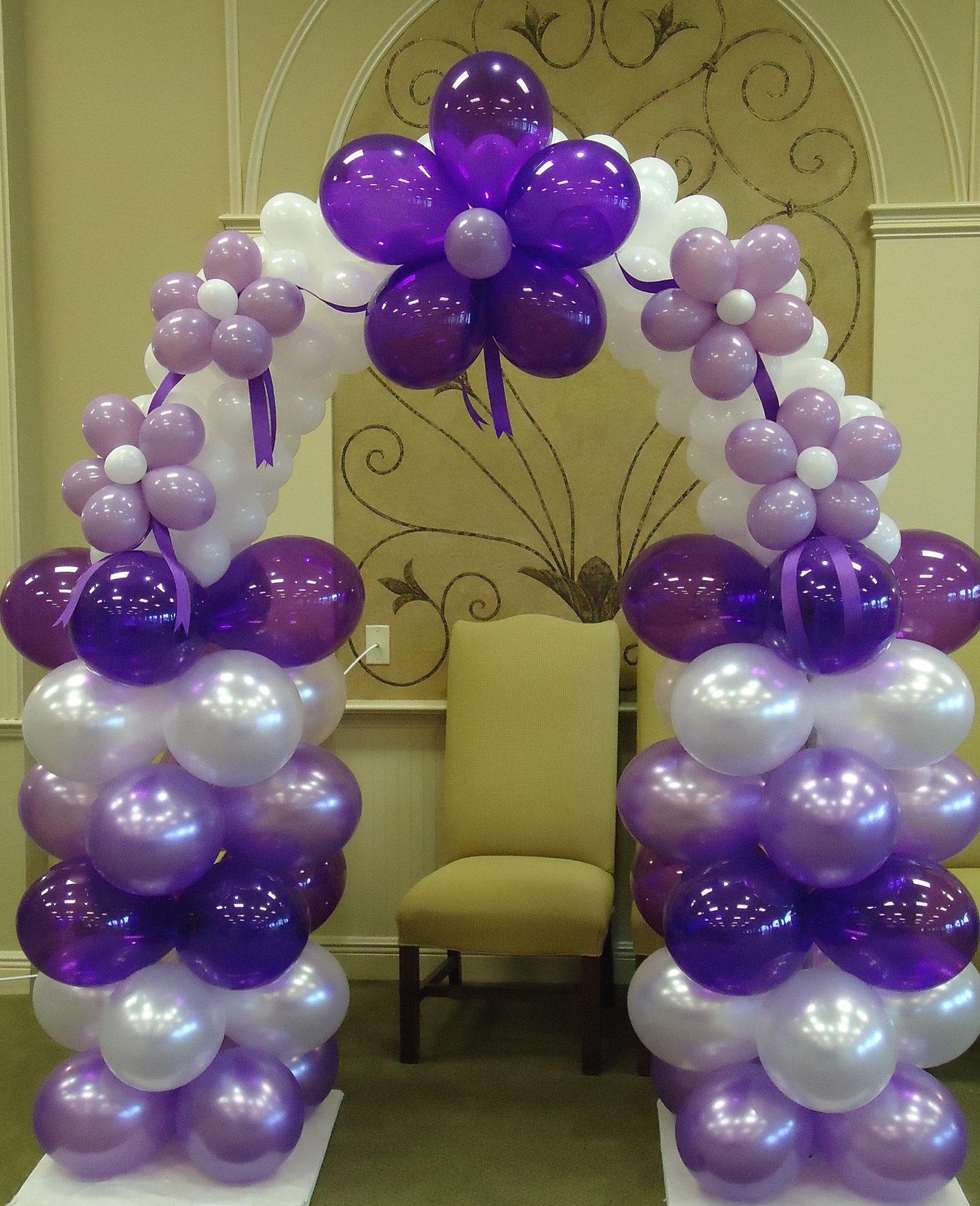 Достойным украшением дня рождения станут воздушные шары в Киеве