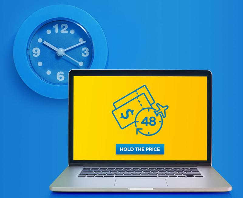 МАУ предлагает новую опцию: зафиксировать цену