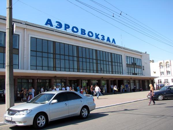 В старом терминале аэропорта Одесса могут разместить музей авиации