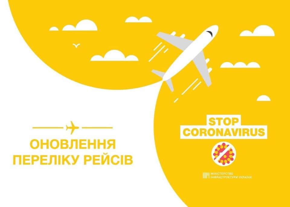 Какие авиарейсы принимаются 18 марта