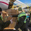 Казахский самолет сделал еще один рейс в Китай