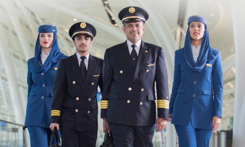 Saudia Airlines ищет бортпроводников в Украине