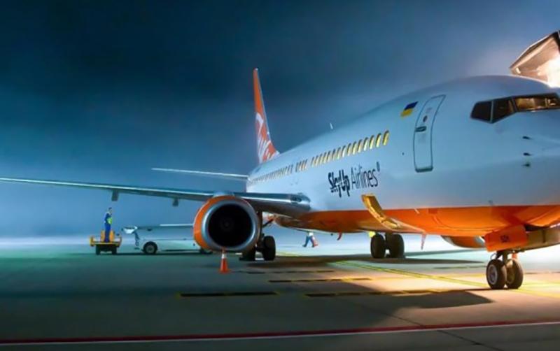 Промотарифы от SkyUp Airlines из Запорожья