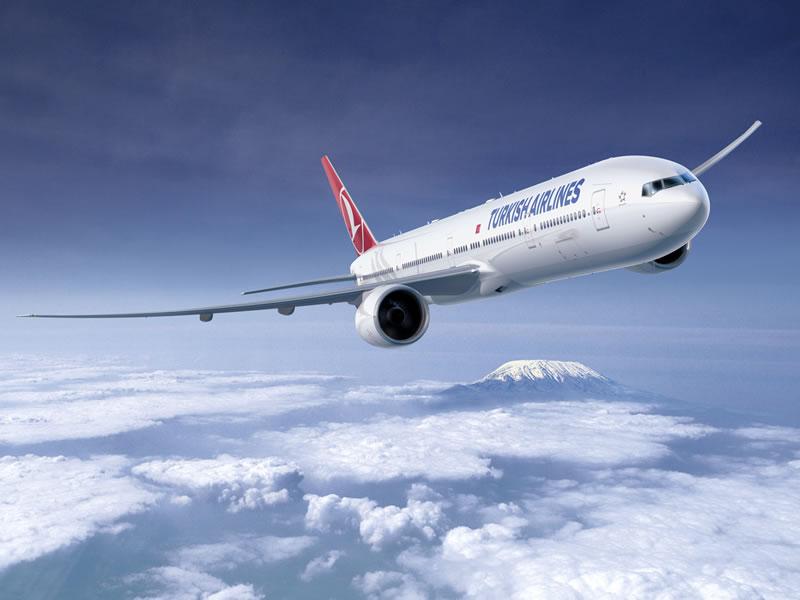 С 1 мая Turkish Airlines будет летать из