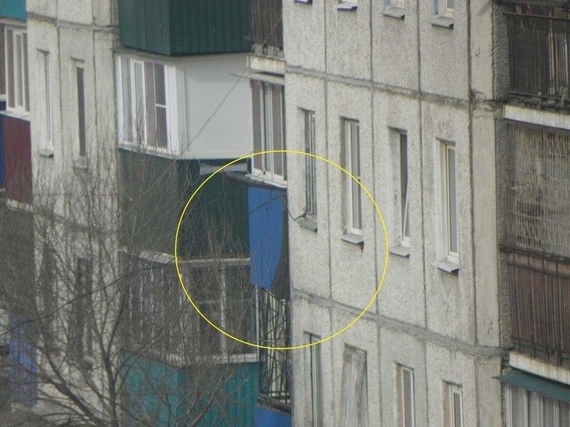 Российский вертолет расстрелял жилой дом в Чите