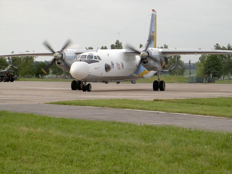 В Одессу прибыл самолет с ранеными