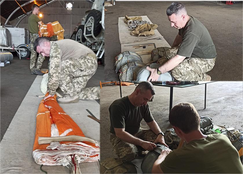 Авиационные средства спасения всегда в полной готовности -18 ОВО