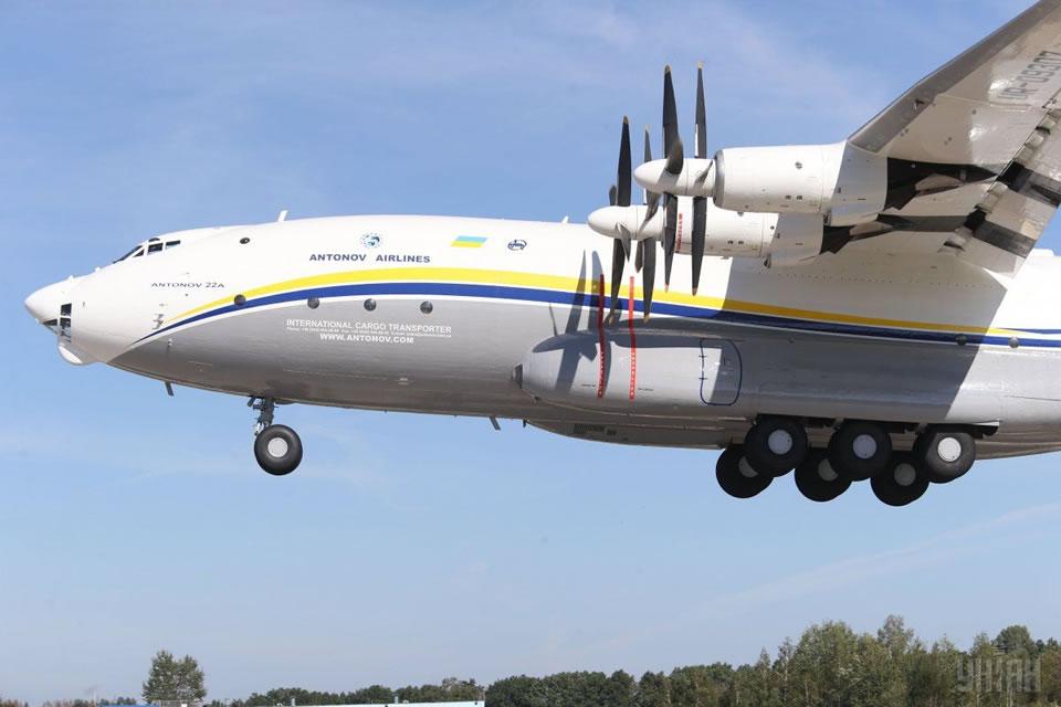 Ан-22 вернулся к работе