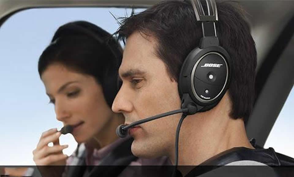 Обзор авиационной гарнитуры Bose A20 – преимущества для пилотов