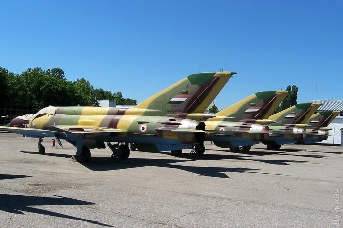 Хорватия продолжит летать на модернизированных в Одессе МиГ-21