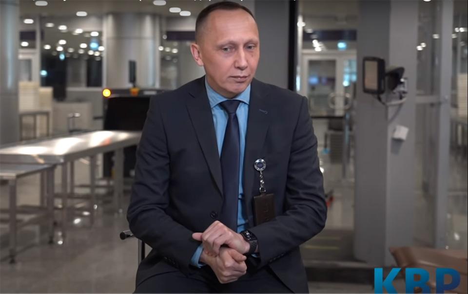 Интервью с Николаем Хливным, замгендиректора по авиабезопасности аэропорта Борисполь