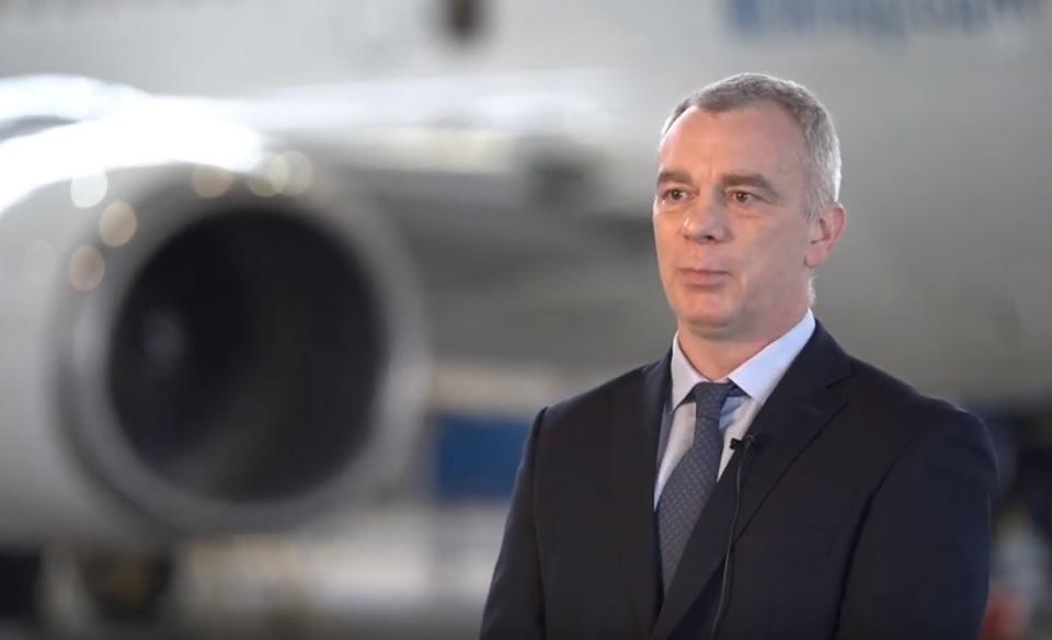 Технический директор рассказал об особенностях обслуживания флота МАУ