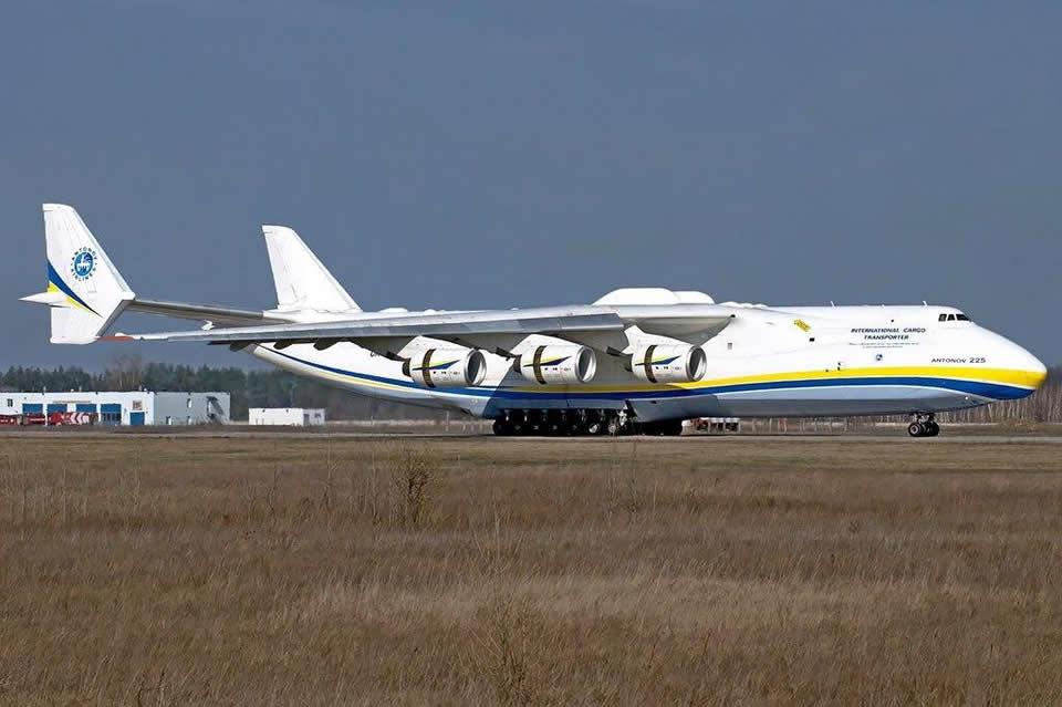 Сразу 2 украинских транспортных самолета отправятся в Китай