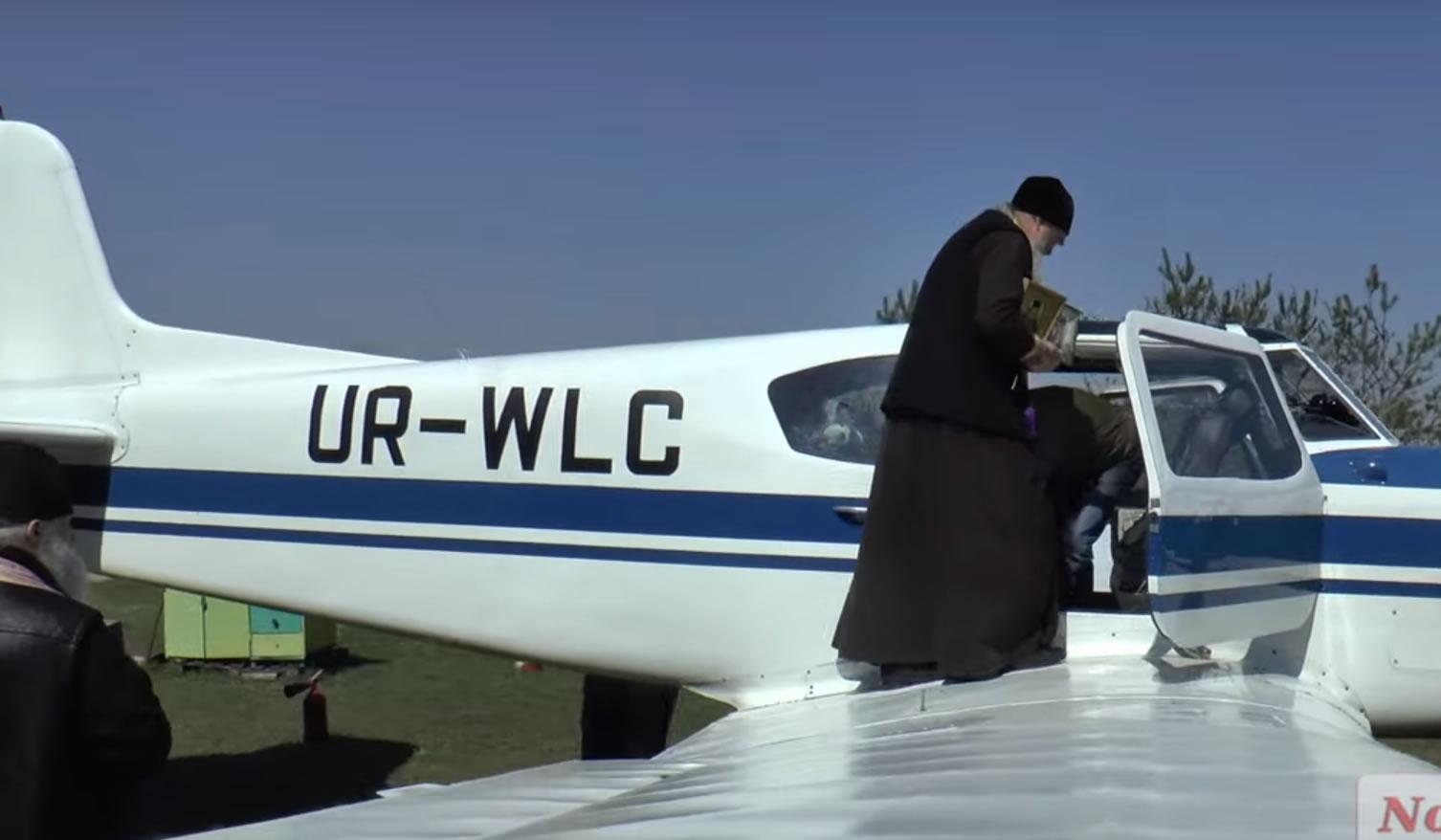 Авиация в Николаеве защищает город от вируса