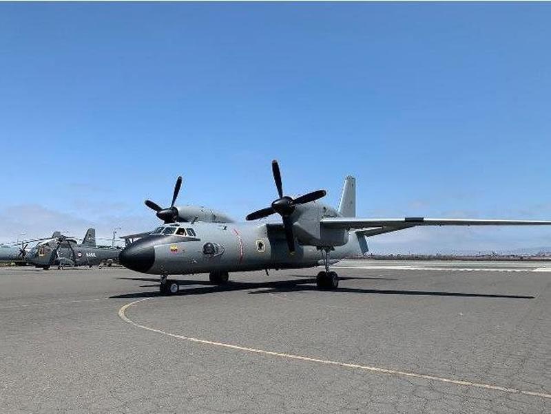 Военно-Морские силы Перу получили Ан-32Б