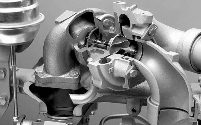 Ремонт турбин легковых и грузовых авто