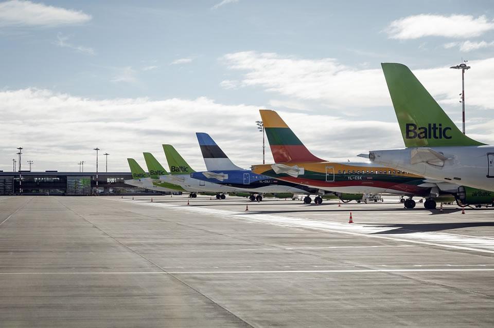 Правительство окажет поддержку международному аэропорту Риги