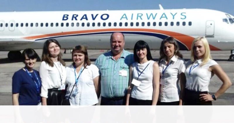 Руководство аэропорта Ровно обвиняют в нанесении ущерба госбюджету