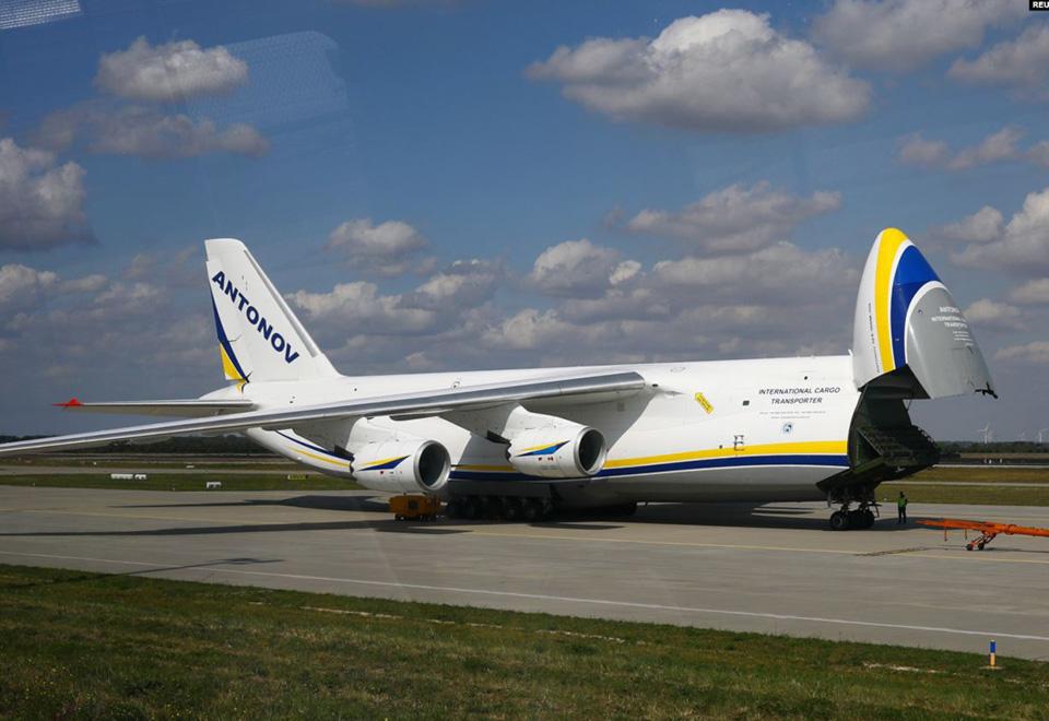 Украинский Ан-124