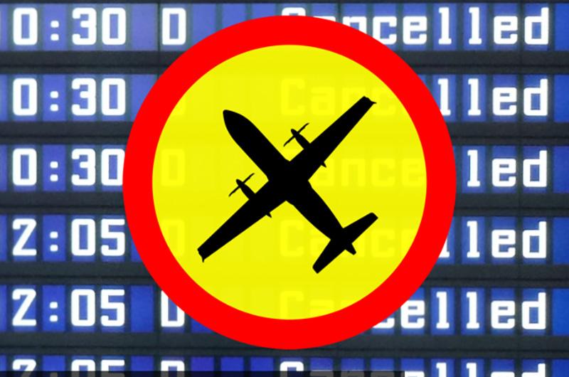 Motor Sich Airlines: приостановка всех рейсов до 12 мая
